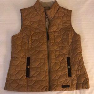 G.H. Bass & Co. Winter Vest Brown Size L